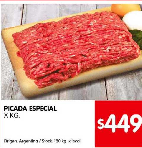 Disco Picada Especial