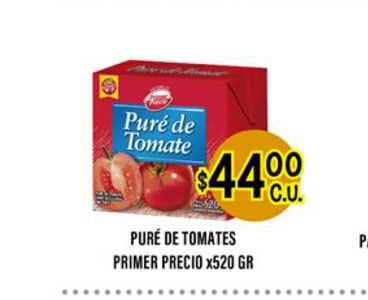 Supermercados Toledo Puré De Tomates Primer Precio