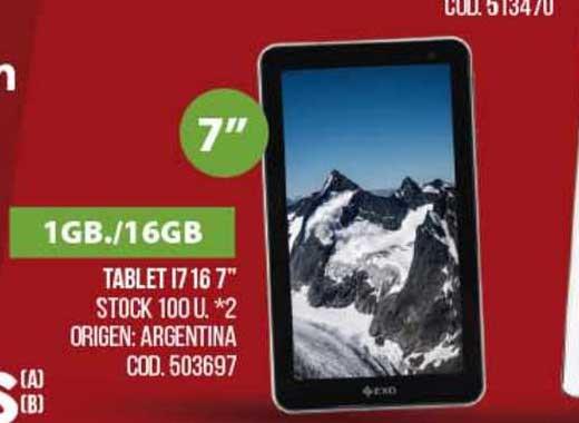 Coto Tablet I7 16 7