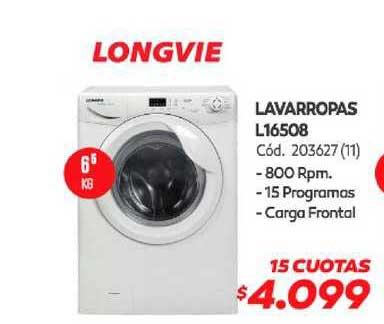 Naldo Lombardi Lavarropas L16508