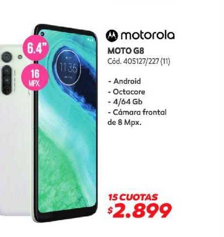Naldo Lombardi Motorola Moto G8