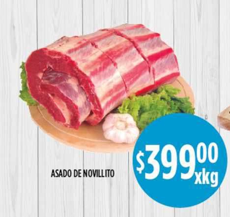 Supermercados Toledo Asado De Novillito