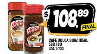Supermercados Yaguar Cafe Dolca Suav. Ideal