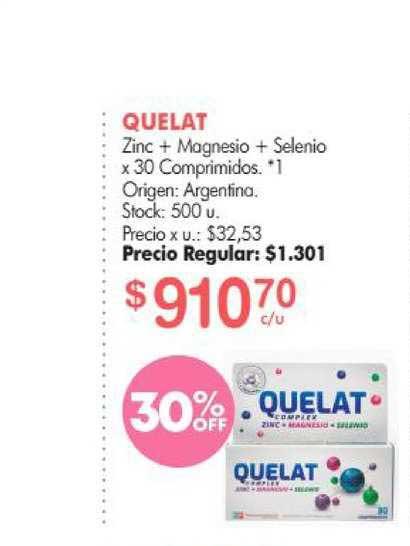 Simplicity Quelat Zinc + Magnesio + Selenio