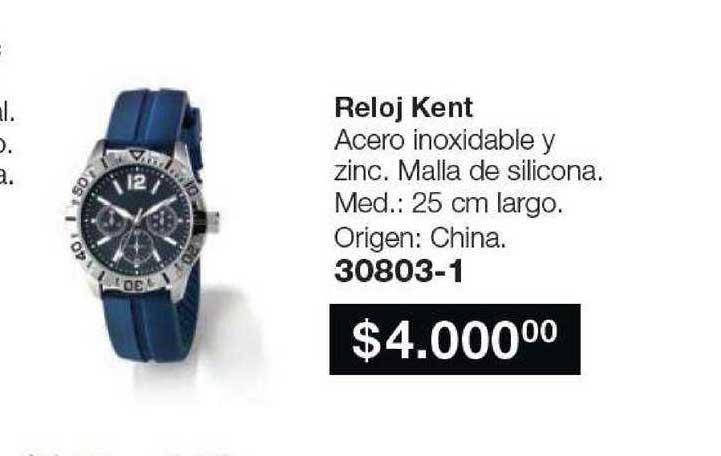 Avon Reloj Kent