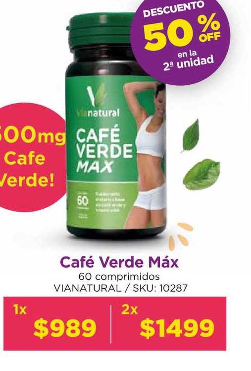 Grandiet Café Verde Máx