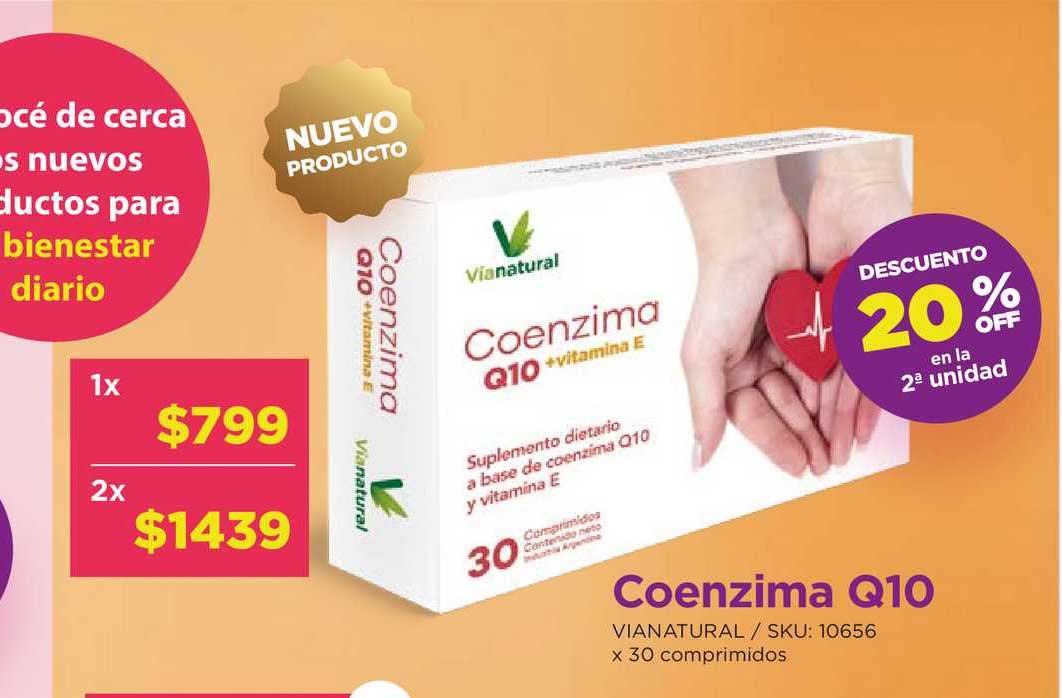 Grandiet Coenzima Q10