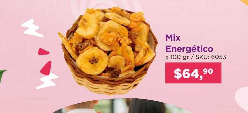 Grandiet Mix Energético