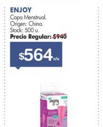 Simplicity Enjoy Copa Menstrual