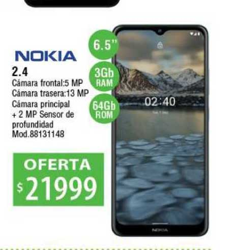 Casa Silvia Nokia 2.4