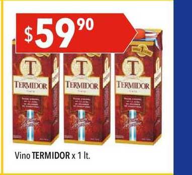Hergo Vino Termidor X 1 Lt.