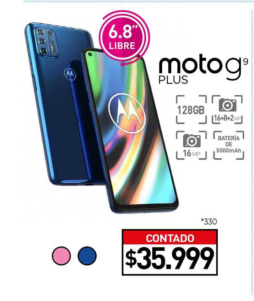 La Anónima Moto G9 Plus