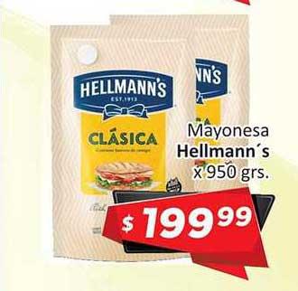 Gomez Pardo Mayonesa Hellmann's