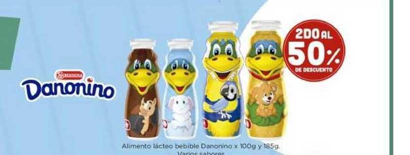 Super Mami Alimento Lácteo Bebible Danonino