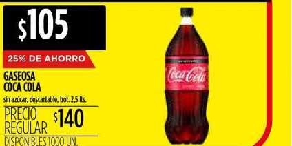 Supermercados Vea Gaseosa Coca Cola