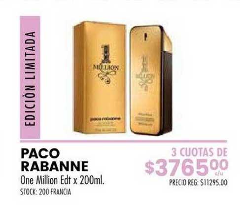Pigmento Paco Rabanne One Million Edt