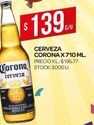 Supermercados DIA Cerveza Corona