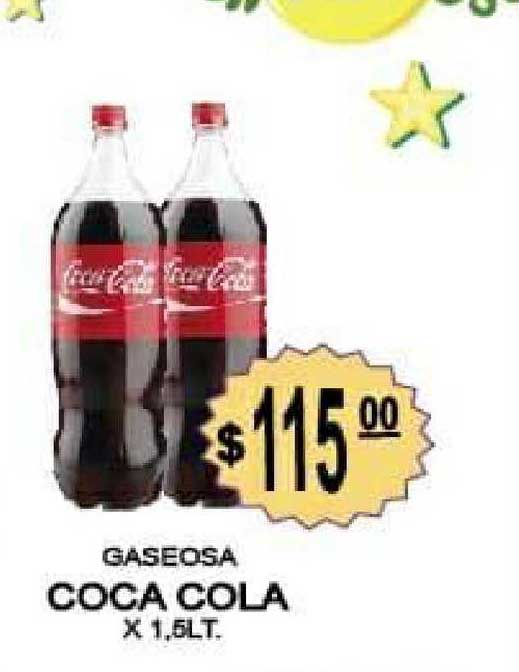 Delfín Supermercados Gaseosa Coca Cola