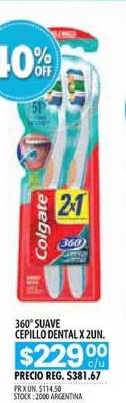 Pigmento 360° Suave Cepillo Dental