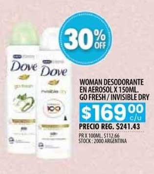 Pigmento Woman Desodorante En Aerosol Go Fresh Invisible Dry