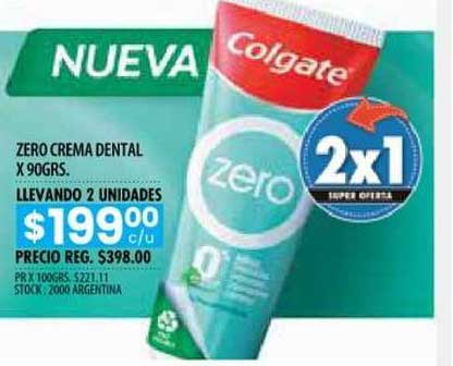 Pigmento Zero Crema Dental