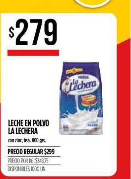 Supermercados Vea Leche En Polvo La Lechera