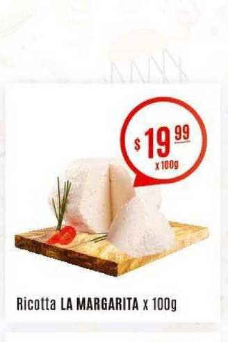 Arcoiris Supermercados Ricotta La Margarita
