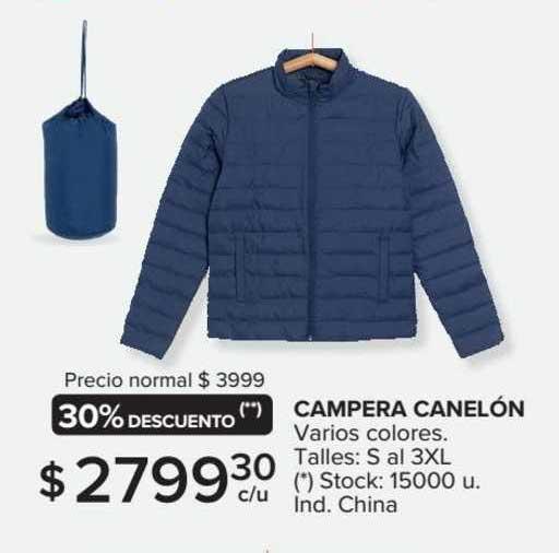 Carrefour Maxi Campera Canelón
