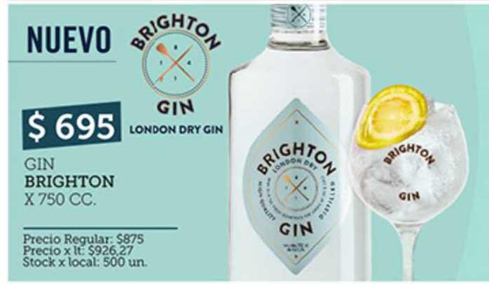 Disco Gin Brighton
