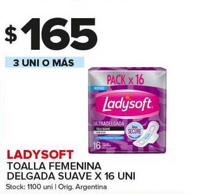 Carrefour Maxi Ladysoft Toalla Femenina Delgada Suave