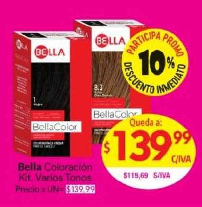 Medamax Bella Coloración Kit