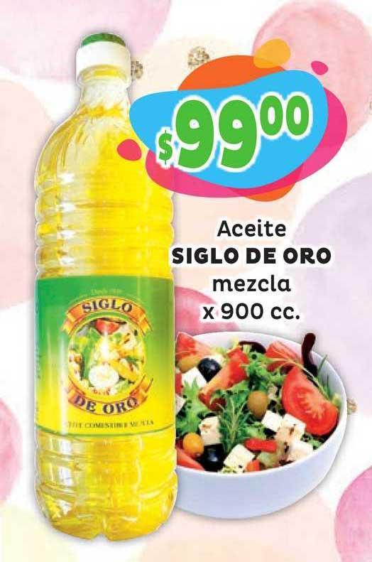 Único Supermercados Aceite Siglo De Oro Mezcla
