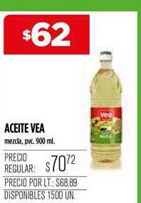 Supermercados Vea Aceite Vea