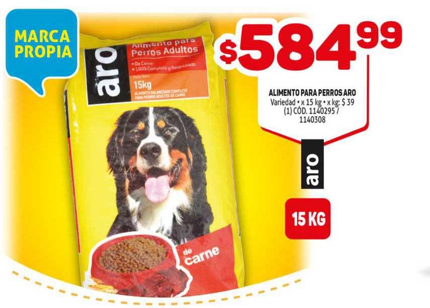 MAKRO Alimento Para Perros Aro