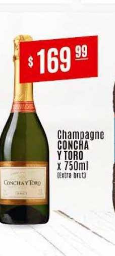 Arcoiris Supermercados Champagne Concha Y Toro X 750ml