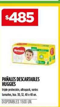 Supermercados Vea Pañales Descartables Huggies