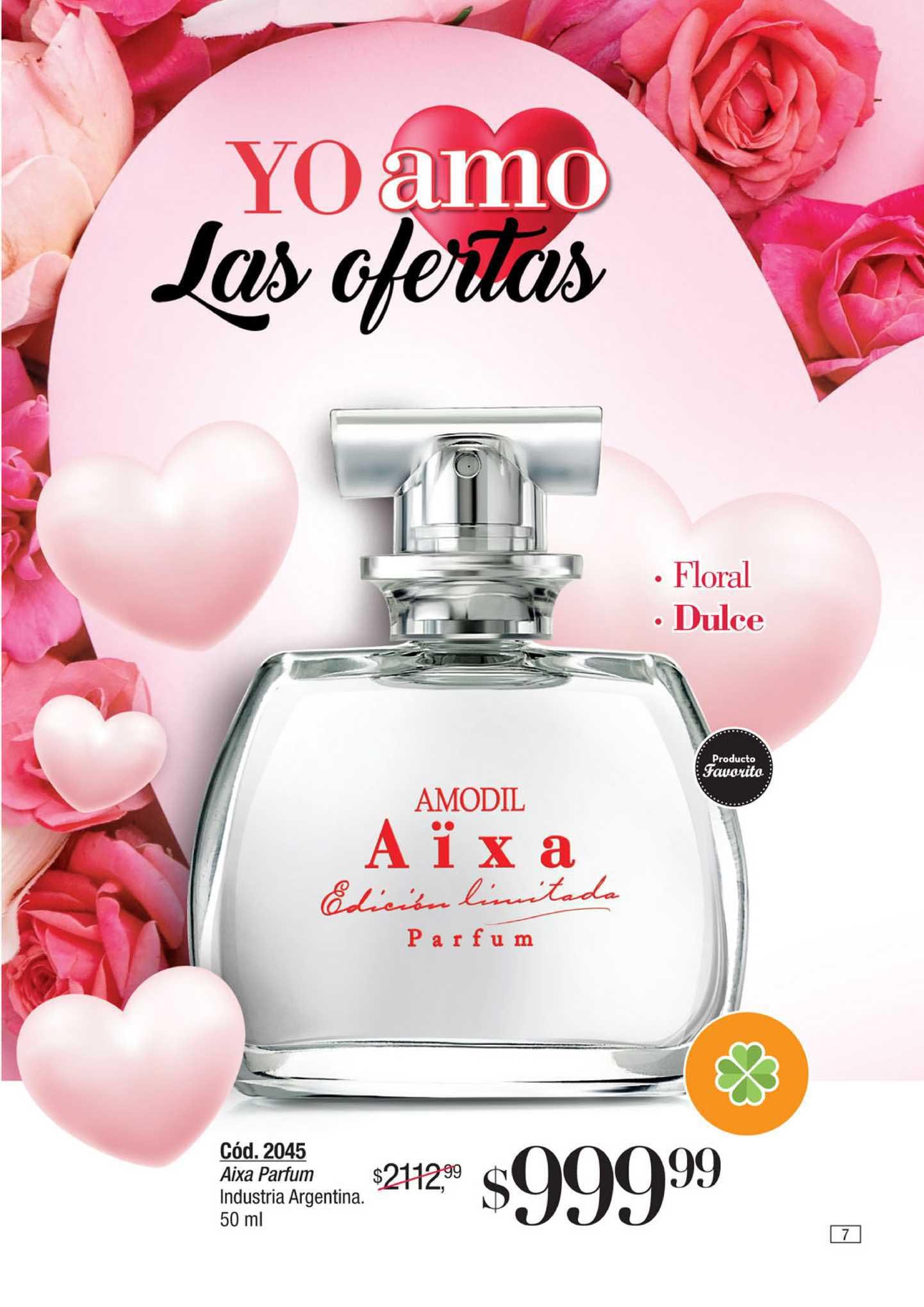 Amodil Aixa Parfum