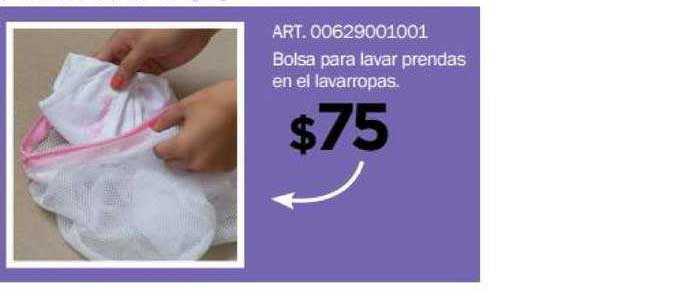 Juana Bonita Art. 00629001001 Bolsa Para Lavar Prendas En El Lavarropas