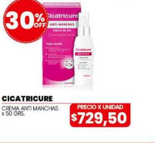 Danisant Cicatricure Crema Anti Manchas 30% Off