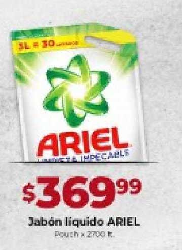 Supermercados Tadicor Jabón Liquido Ariel