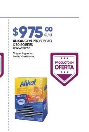 Farmavip Alikal Con Prospecto