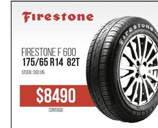 Super Mami Firestone F 600 175-65 R 14 82T