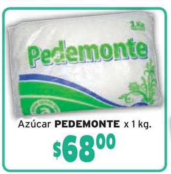 Único Supermercados Azúcar Pedemonte