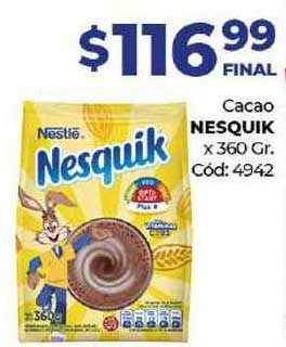 Diarco Cacao Nesquik
