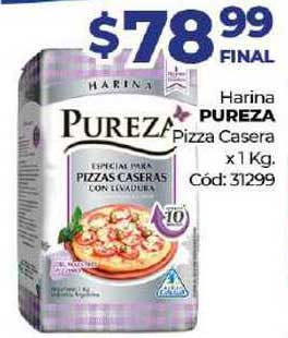 Diarco Harina Pureza Pizza Casera