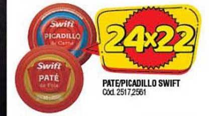 Supermercados Yaguar Pate-Picadillo Swift