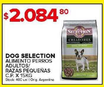 Carrefour Maxi Dog Selection Alimento Perros Adultos-Razas Pequeñas C.P.