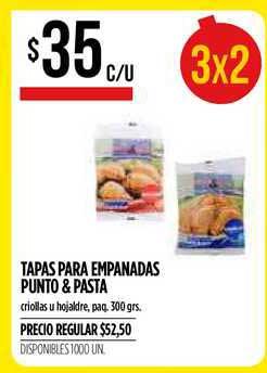 Supermercados Vea Tapas Para Empanadas Punto & Pasta