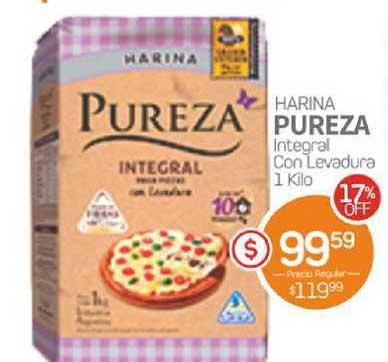 Super Alvear Harina Pureza Integral Con Levadura