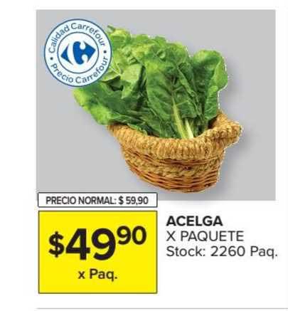 Carrefour Market Acelga